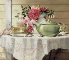 5 идей для проведения домашнего чаепития