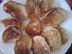 блинчики из кабачков